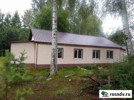 Дом 600 м² на участке 110 сот. Демянск