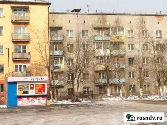 Комната 15.5 м² в 5-ком. кв., 2/5 эт. Улан-Удэ