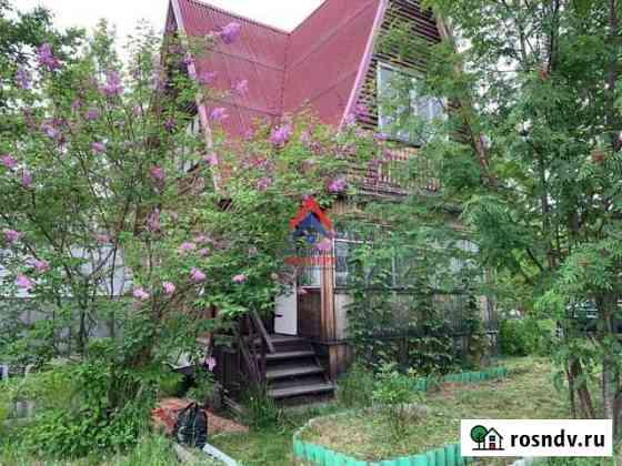 Дом 150 м² на участке 5 сот. Елизово