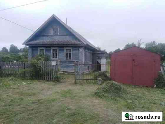 Дом 43 м² на участке 12 сот. Угловка