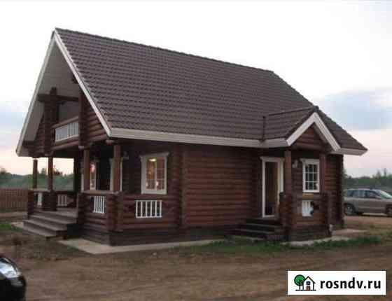 Дом 100 м² на участке 15 сот. Пушкинские Горы