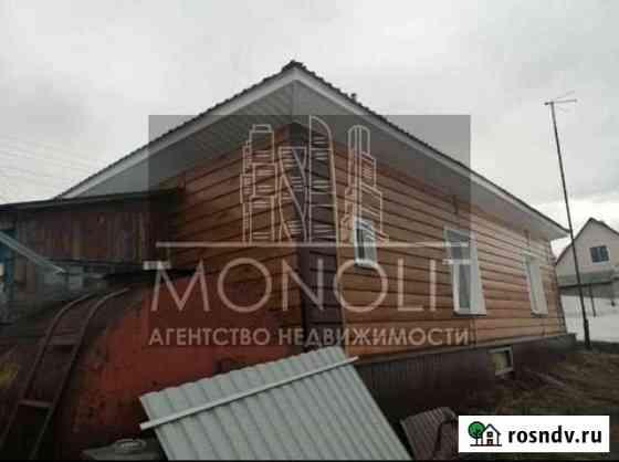 Дом 56 м² на участке 13 сот. Новоалтайск