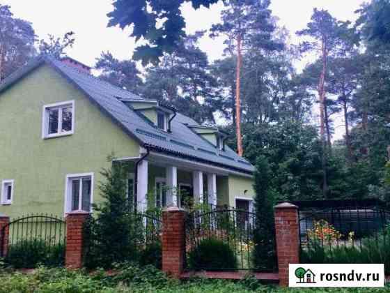Дом 193 м² на участке 10 сот. Ладушкин