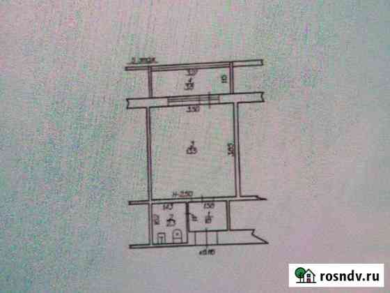 Комната 19 м² в 1-ком. кв., 5/7 эт. Учкекен