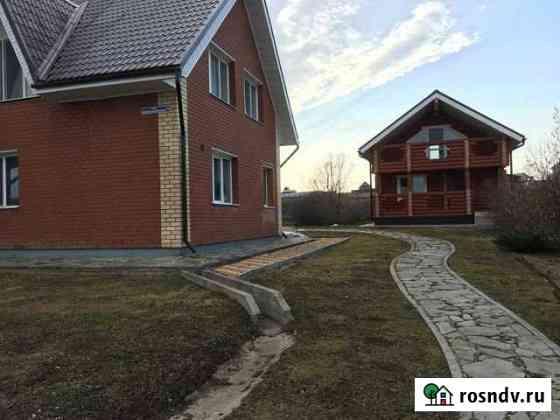 Дом 206 м² на участке 16 сот. Сылва