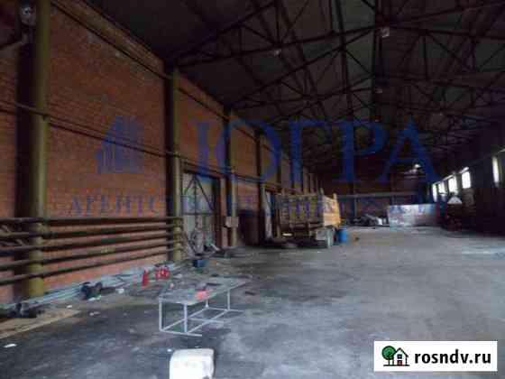 Производственное помещение, Лопарева ул, 2 ст1 Нижневартовск