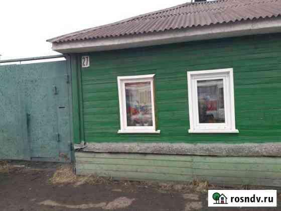 Дом 33 м² на участке 2 сот. Омск