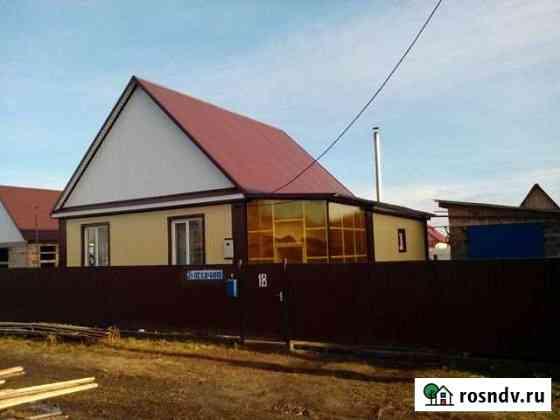 Дом 68 м² на участке 10 сот. Минусинск