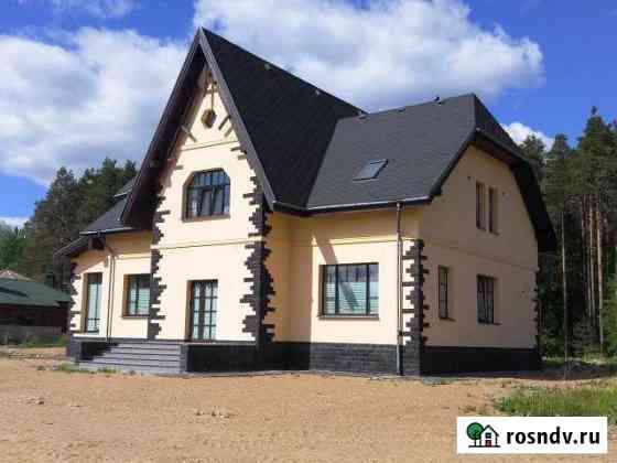 Дом 326.8 м² на участке 30 сот. Зеленогорск