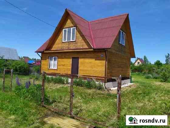 Дом 63 м² на участке 9 сот. Электроизолятор