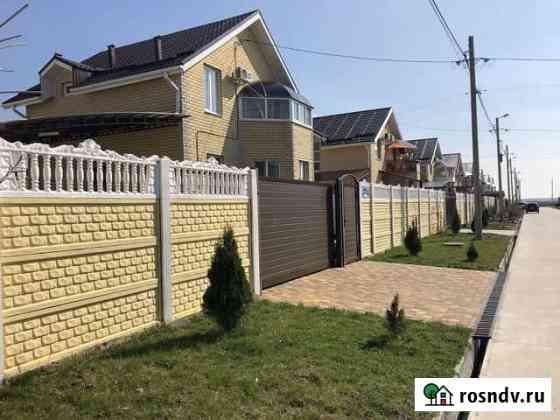 Дом 120 м² на участке 4 сот. Яблоновский