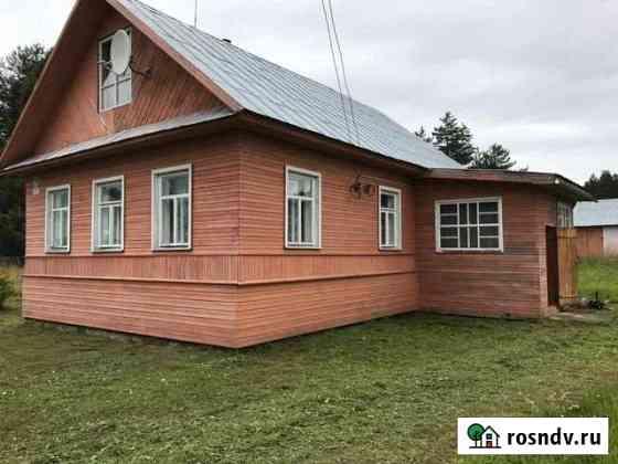 Дом 89 м² на участке 15 сот. Кириллов
