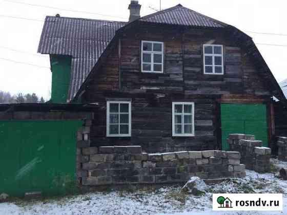 Дом 100 м² на участке 5 сот. Черноисточинск