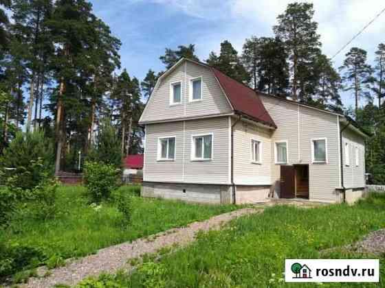 Дом 145 м² на участке 15 сот. Вырица