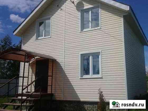 Дом 84.3 м² на участке 9 сот. Александров