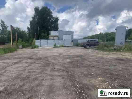 Складская территория Кольчугино