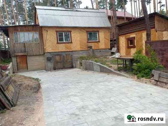 Дом 85 м² на участке 10 сот. Улан-Удэ