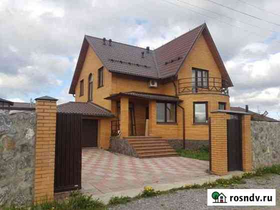 Дача 220 м² на участке 10 сот. Бердск