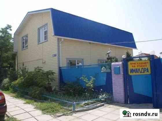 Дом 135 м² на участке 10 сот. Голубицкая