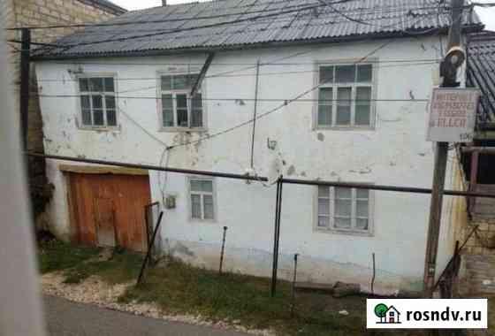 Дом 240 м² на участке 5 сот. Сергокала