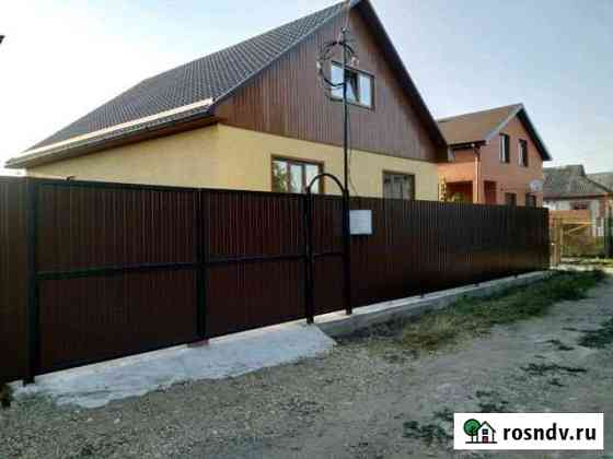Дом 150 м² на участке 6 сот. Динская