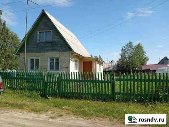 Дача 45 м² на участке 6 сот. Новодвинск