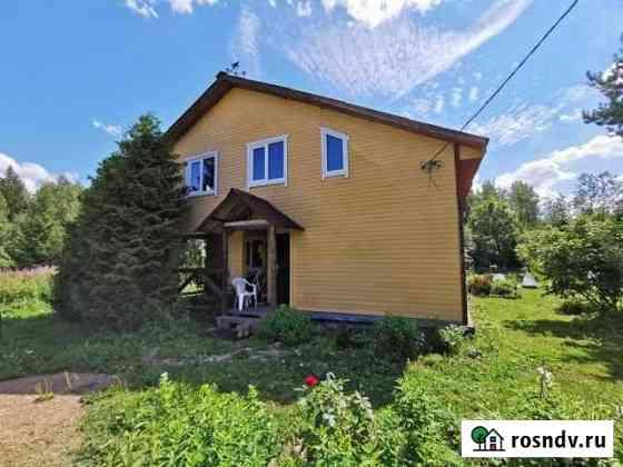 Дом 98 м² на участке 18 сот. Выборг