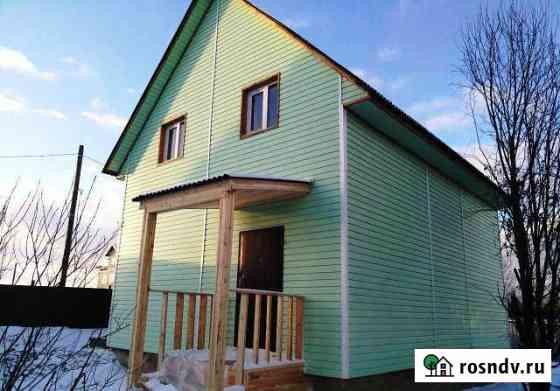 Дом 85 м² на участке 5 сот. Красное Село