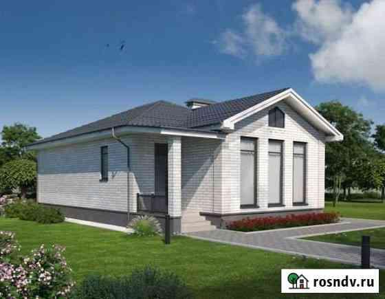 Дом 80 м² на участке 3 сот. Анапская