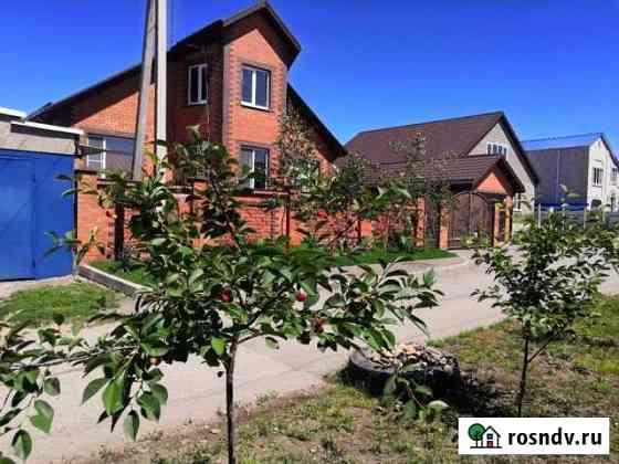 Дом 220 м² на участке 7 сот. Мостовской