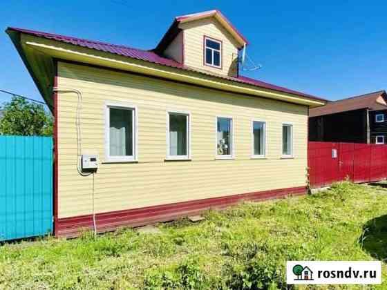 Дом 128 м² на участке 10 сот. Архангельск