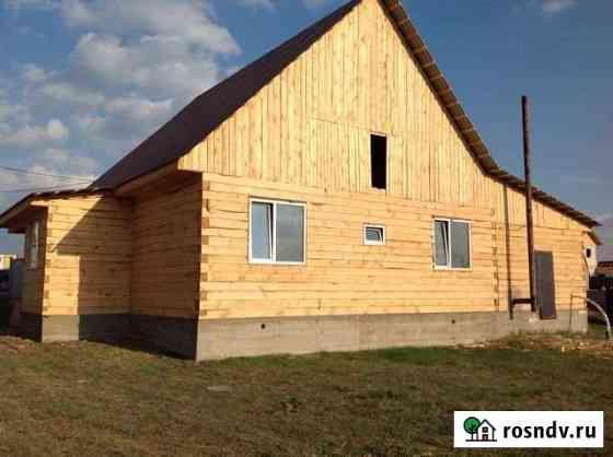 Дом 100 м² на участке 10 сот. Минусинск