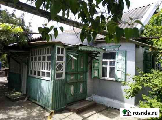 Дом 38 м² на участке 7 сот. Славянск-на-Кубани