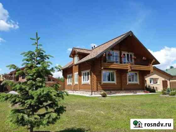 Дом 277.6 м² на участке 13.5 сот. Йошкар-Ола