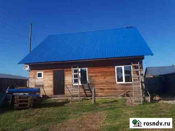 Дом 100 м² на участке 6 сот. Первомайское