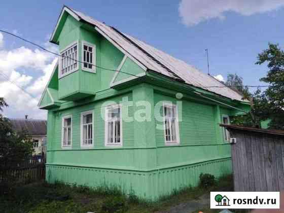 Дом 66 м² на участке 12 сот. Суда