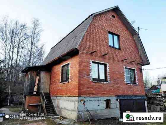 Дом 130 м² на участке 6 сот. Красное Село