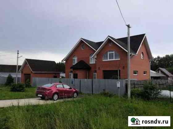 Дом 230 м² на участке 11 сот. Дивеево