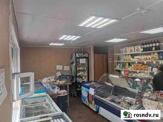 Торговый павильон Осинники