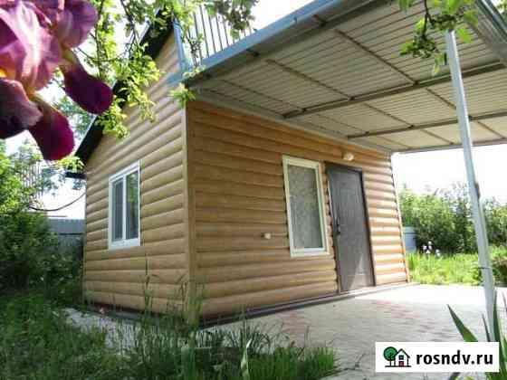 Дом 20 м² на участке 6 сот. Приморско-Ахтарск