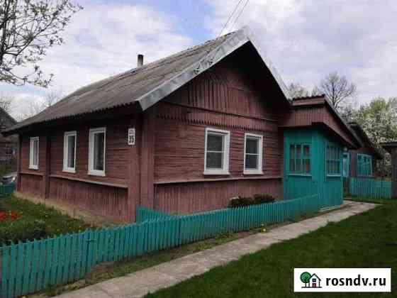 Дом 43.6 м² на участке 12 сот. Красногородск