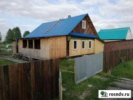 Дом 60 м² на участке 10 сот. Микунь