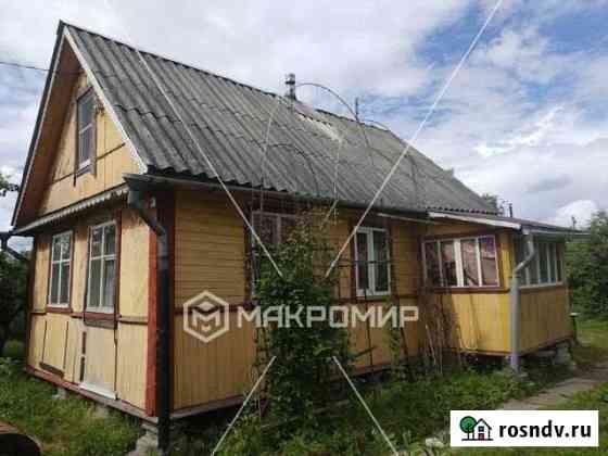 Дом 40 м² на участке 7.1 сот. Волхов