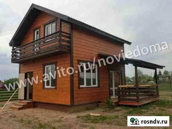 Дом 90 м² на участке 8 сот. ЛМС