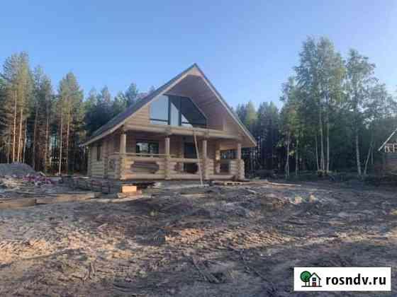 Дом 70 м² на участке 10 сот. Северодвинск
