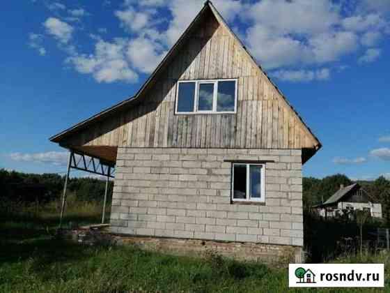 Дом 80 м² на участке 40 сот. Рославль