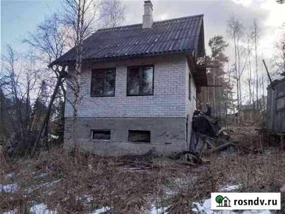 Дом 36 м² на участке 8 сот. Петрозаводск