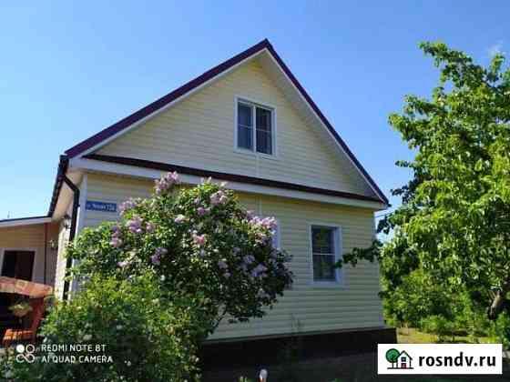 Дом 110 м² на участке 13.5 сот. Ульяновка
