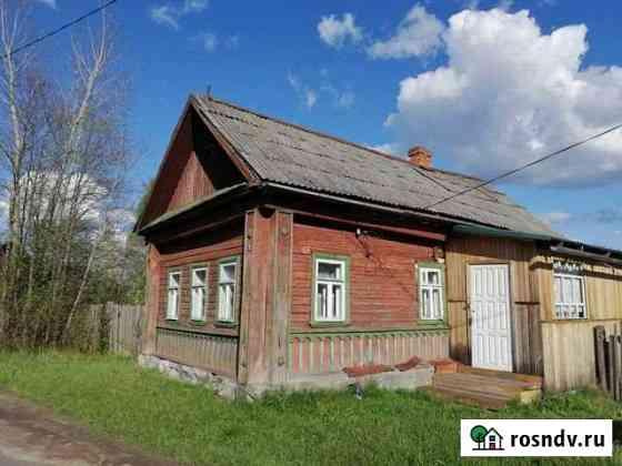 Дом 40 м² на участке 5 сот. Островское