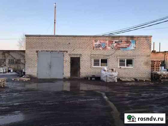 Производственное помещение с земельным участком Ярославль